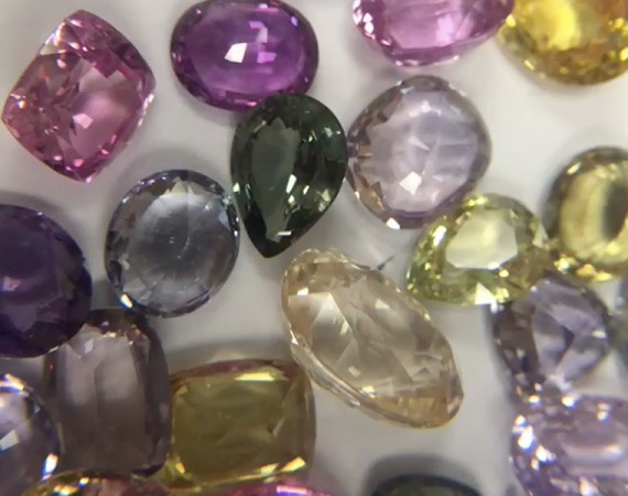Selection of Rare Gems